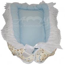 Ninho de bebê cavalinho - 0 á 6 meses