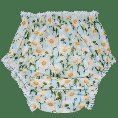 Calcinha flores do campo